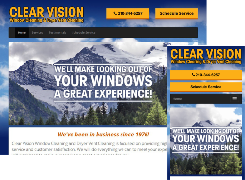 Clear Vision Window Cleaning